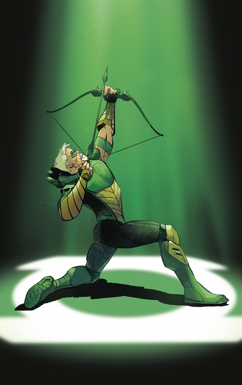 Download 840x1336 Wallpaper Green Arrow Archer Superhero Dc Comics Iphone 5 5s 5c Ipod Touch Hd Image Background 235
