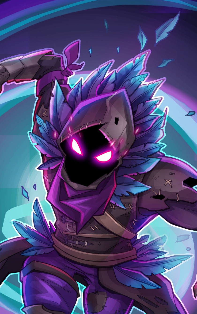 Download 840x1336 Wallpaper Raven Fortnite Battle Royale Creature Game Iphone 5 Iphone 5s Iphone 5c Ipod Touch 840x1336 Hd Image Background 8126