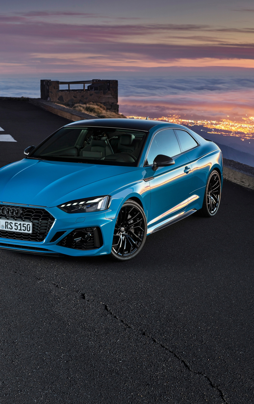 Download 840x1336 Wallpaper Blue Sedan Audi Rs5 Iphone 5 Iphone 5s Iphone 5c Ipod Touch 840x1336 Hd Image Background 24175