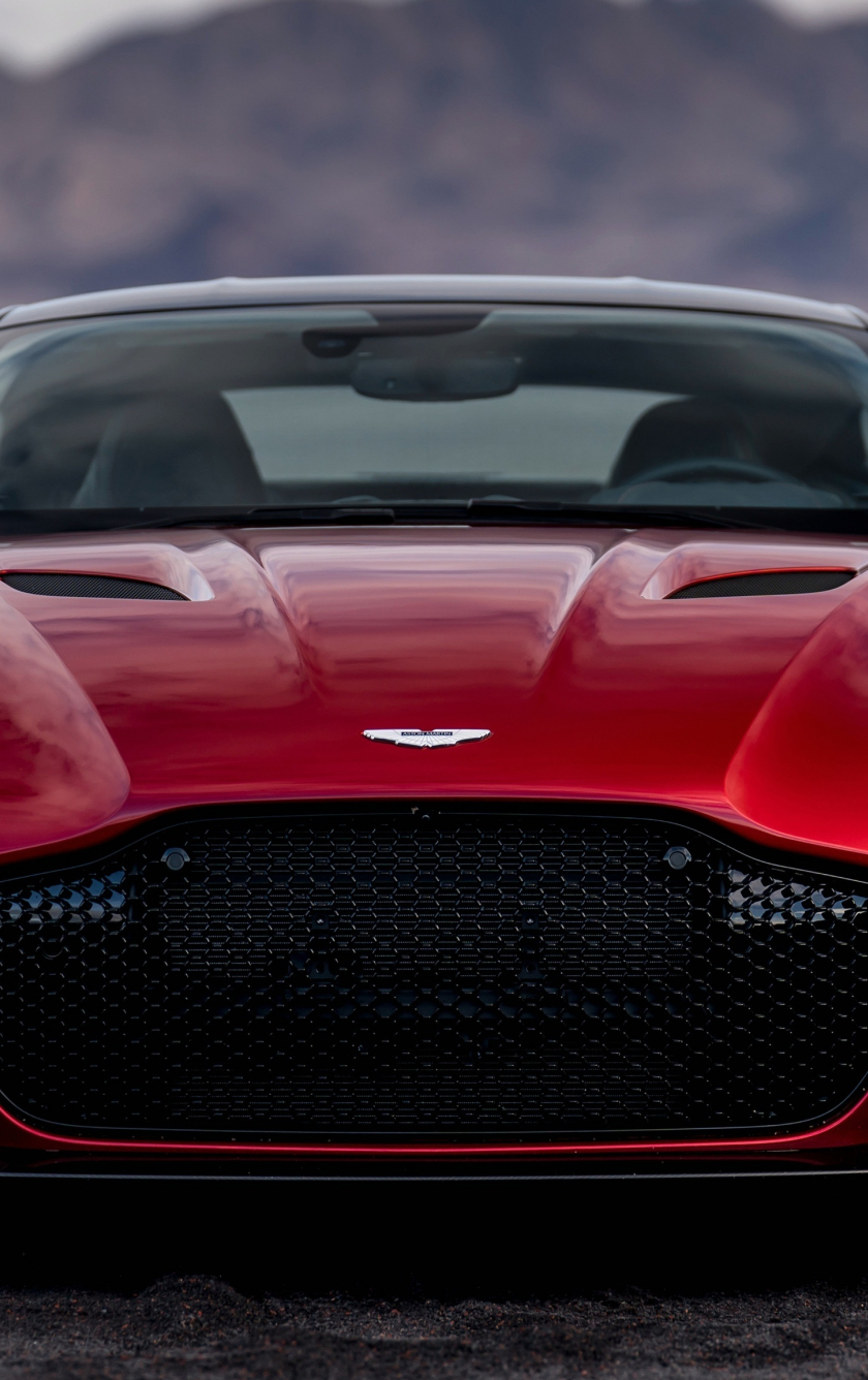 Download 840x1336 Wallpaper Front Red 2018 Aston Martin Dbs Luxury Sedan Iphone 5 Iphone 5s Iphone 5c Ipod Touch 840x1336 Hd Image Background 9824