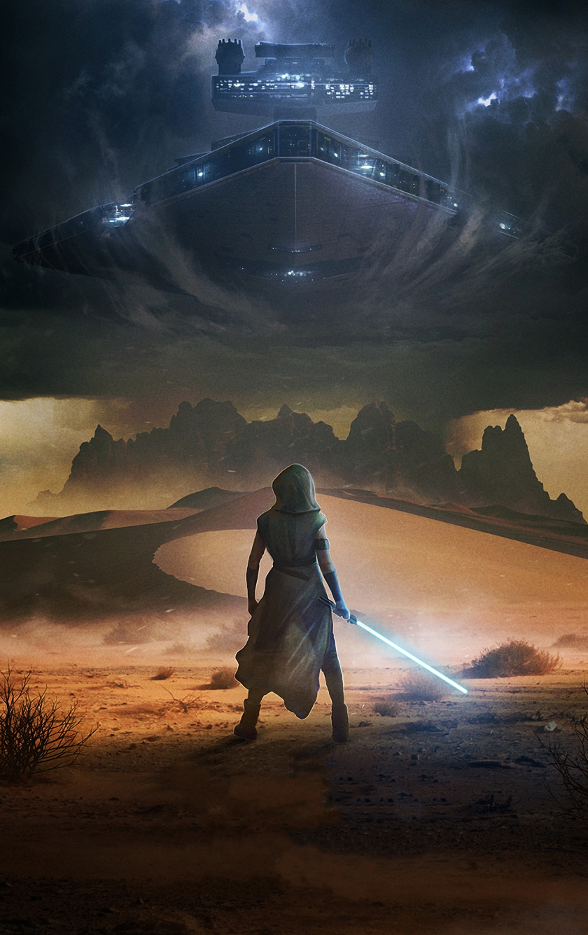 Download 840x1336 Wallpaper Star Wars The Rise Of Skywalker Artwork Iphone 5 Iphone 5s Iphone 5c Ipod Touch 840x1336 Hd Image Background 23853