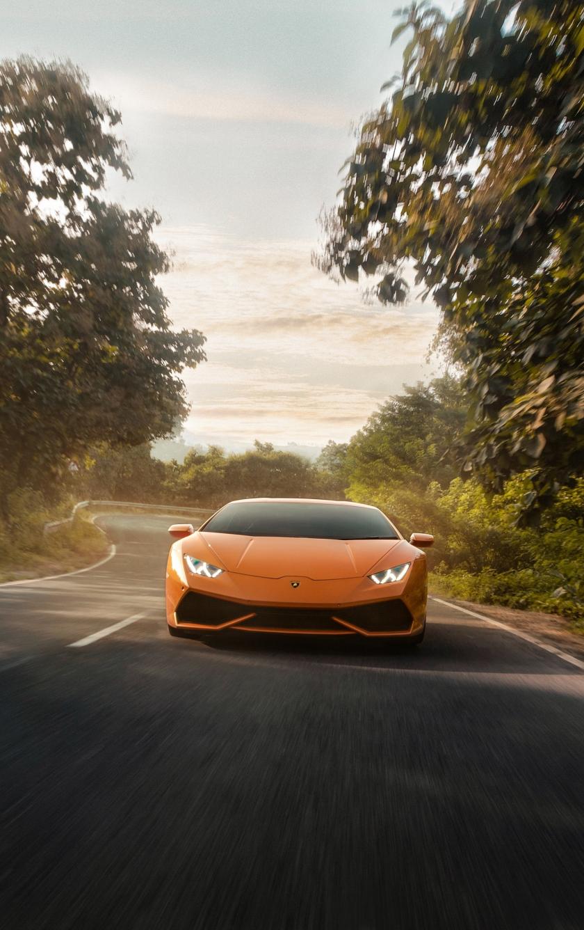 Lamborghini Iphone Wallpaper 4k