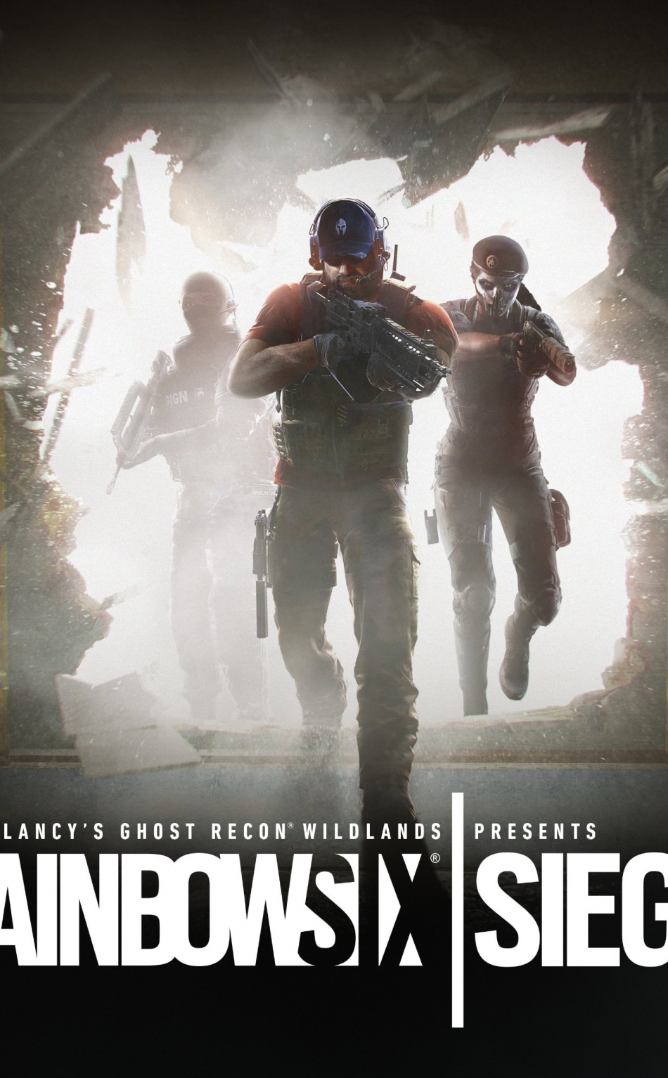 Download 950x1534 Wallpaper 2018 Tom Clancy S Ghost Recon