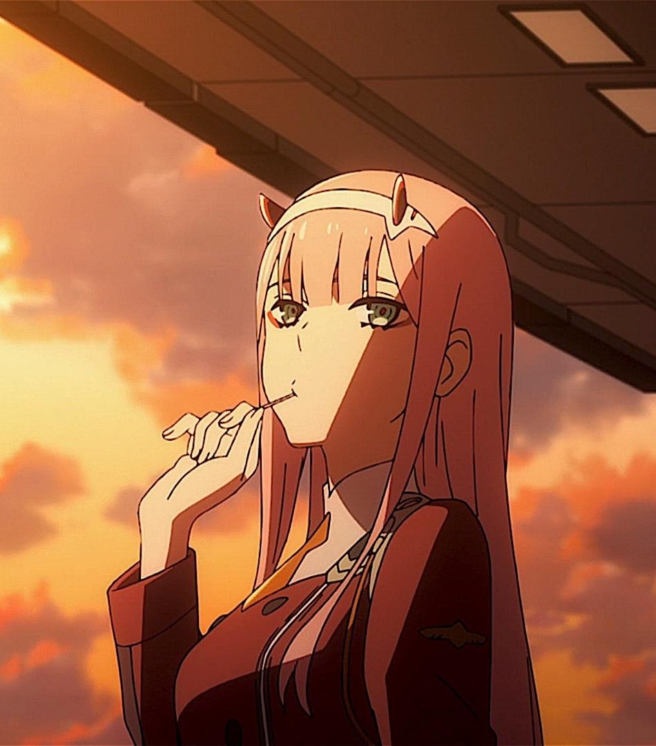 Anime Girl Zero: Download 950x1534 Wallpaper Under, Bridge, Anime Girl