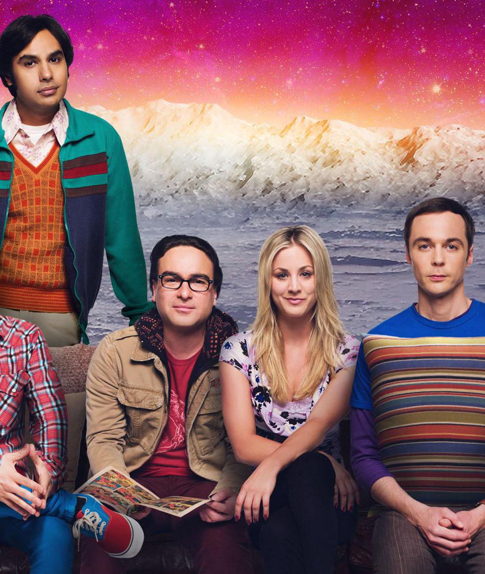 Download 950x1534 Wallpaper The Big Bang Theory Season 11 Poster