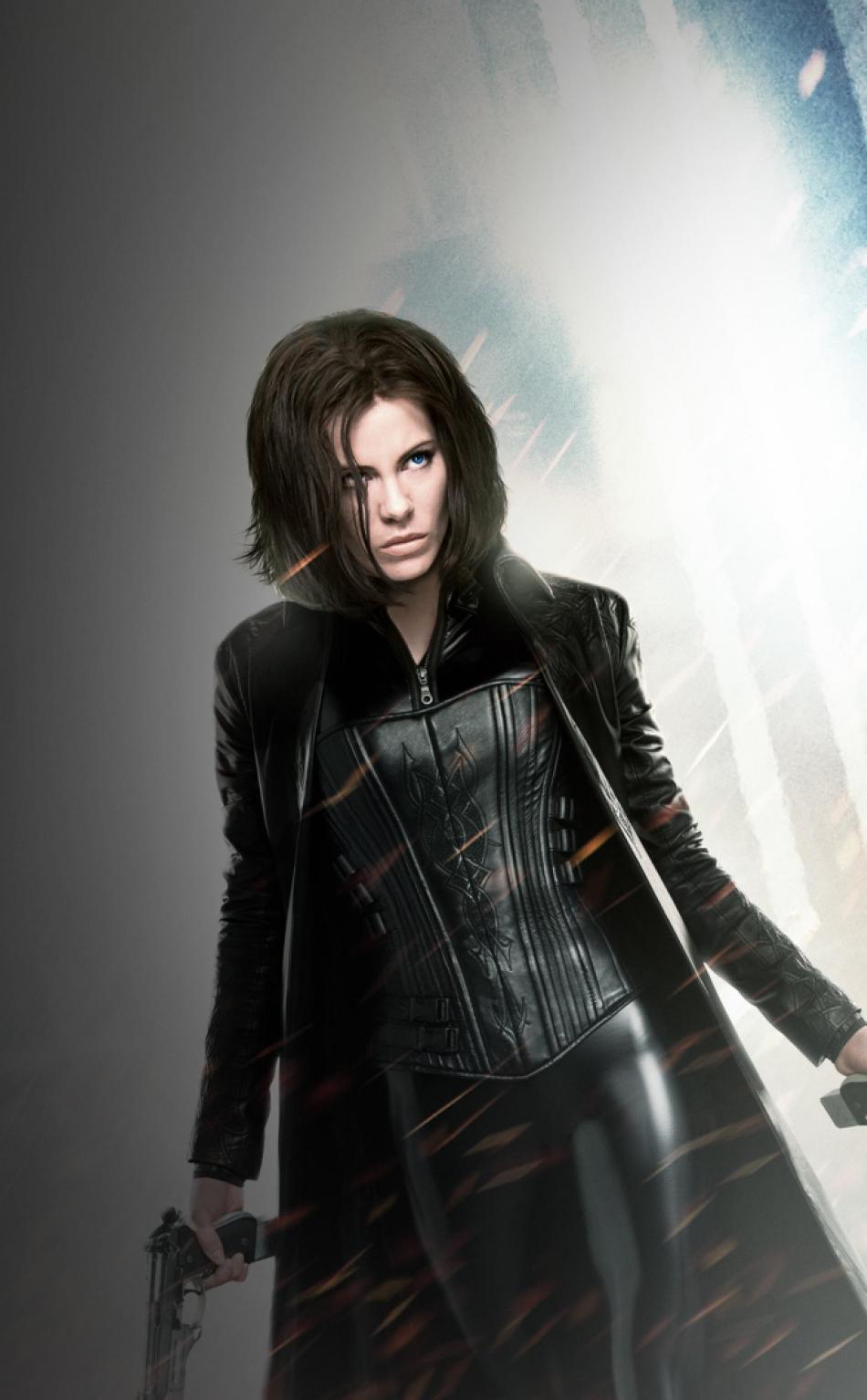 Vampire, Kate Beckinsale, Underworld, movie, 950x1534 wallpaper