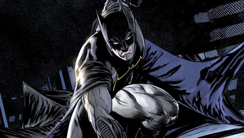 Comics, batman, dark knight, superhero, 960x544 wallpaper