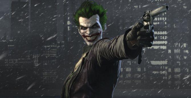 Desktop wallpaper video game batman arkham origins villain video game batman arkham origins villain joker wallpaper voltagebd Images