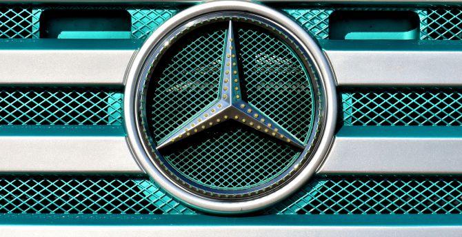 Download Mercedes Benz Symbol Wallpaper Pictures