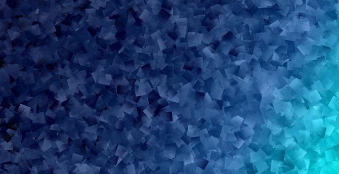 Desktop Wallpaper Abstract Blue Patterns Design Hd Image