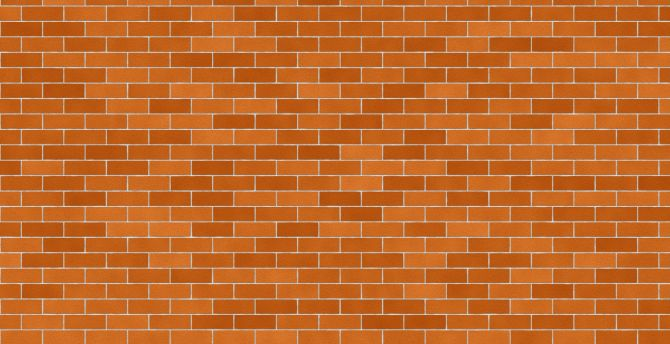 Desktop Wallpaper Symmetric Arrangement Pattern Brick Wall Texture Hd Image Picture Background 172abf
