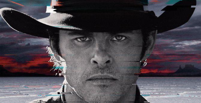 James Marsden, Teddy Flood, Westworld, season 2, tv show wallpaper