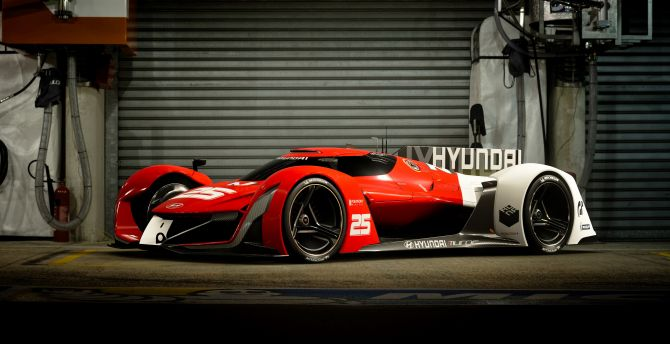 Hyundai n 2025 vision gran turismo  k