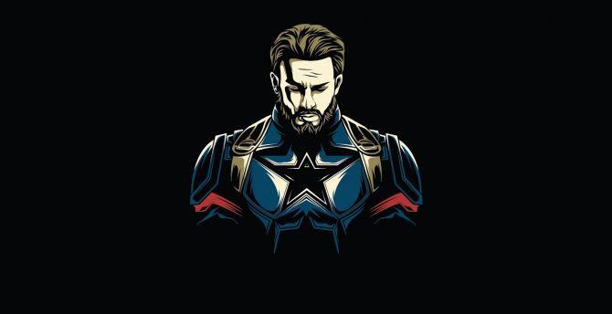 6000 Wallpaper Hd Captain America HD Terbaik