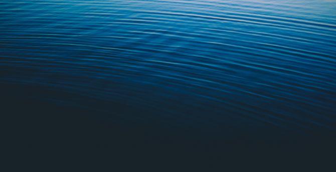 Surface water sea 4k