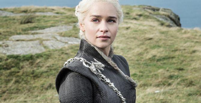 Beautiful, Daenerys Targaryen, Game of Thrones, Emilia Clarke wallpaper