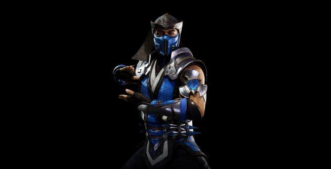 Desktop wallpaper sub zero warrior mortal kombat 11 - Mortal kombat 11 wallpaper ...