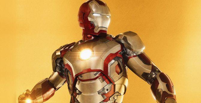 Desktop wallpaper iron man, marvel studio, avengers