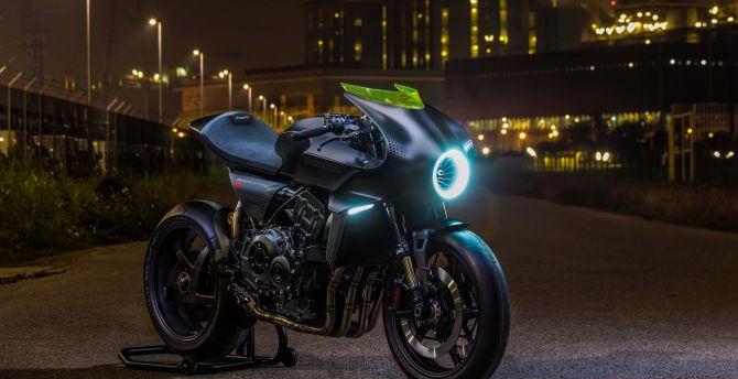 Honda CB4 Interceptor, concept bike wallpaper