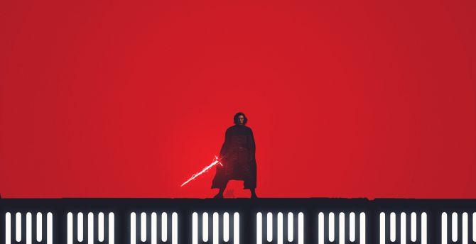 Adam driver, Kylo Ren, star wars, Star Wars: The Last Jedi,