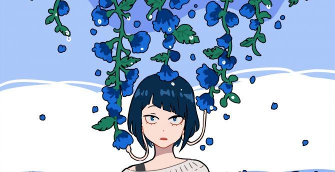 Desktop Wallpaper Anime Girl Kyoka Jiro Boku No Hero Academia