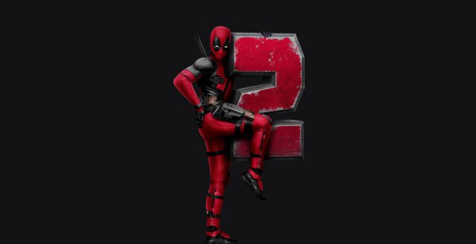 Cool Wallpaper Movie Minimal - deadpool-2-movie-poster-minimal  Best Photo Reference_314962.jpg
