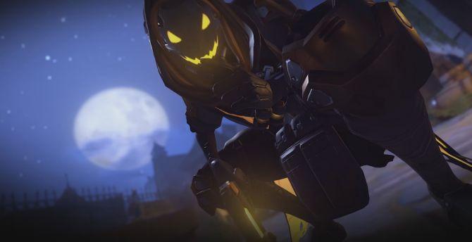 Amazing Wallpaper Halloween Overwatch - ana-overwatch-halloween-mask  Snapshot_452392.jpg
