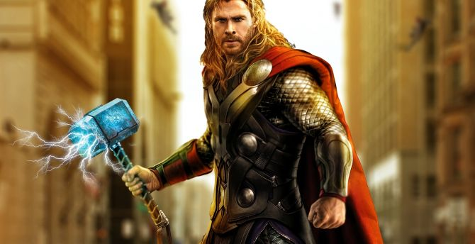 Thor Wallpaper Wall Giftwatches Co