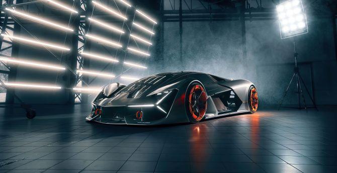 Desktop Wallpaper 2020 Lamborghini Terzo Millennio Supercar Hd Image Picture Background 5a7483