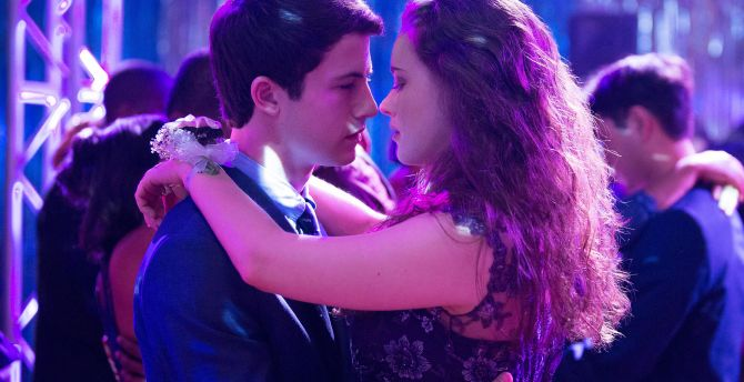 Download 2880x1800 Wallpaper Tv Show 13 Reasons Why Prom