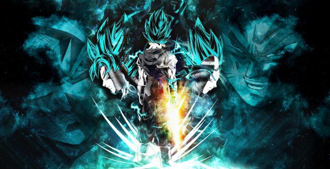 Desktop Wallpaper Vegeta Dragon Ball Artwork Hd Image Picture Background 857dc2