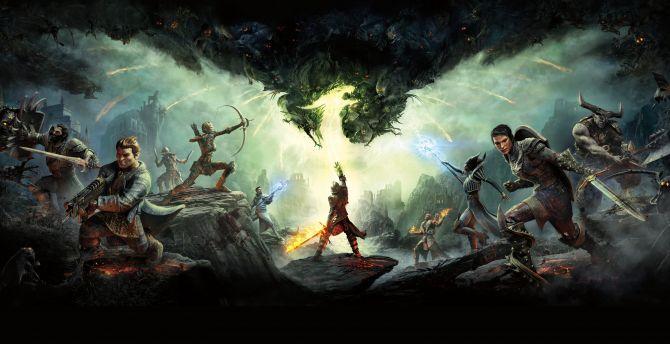 Dragon age inquisition 5k