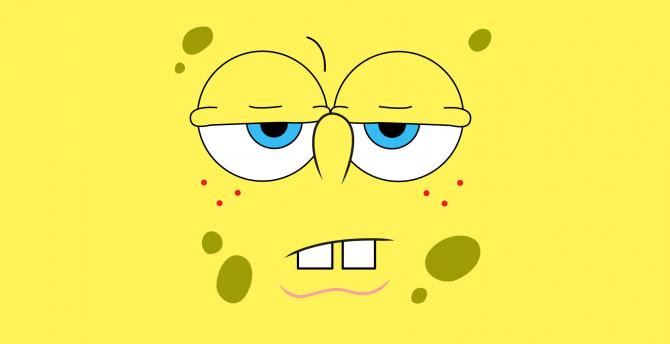 Desktop Wallpaper Spongebob Squarepants Cartoon Funny