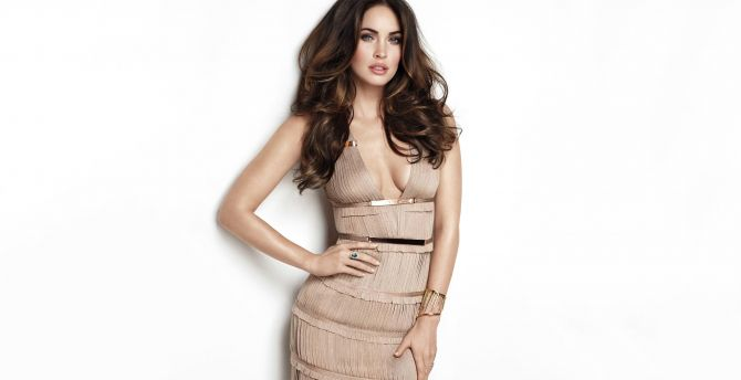 Megan fox, hot model, actress, celebrity wallpaper