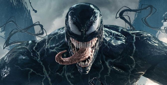Desktop Wallpaper Venom 2018 Movie Official Poster Hd Image