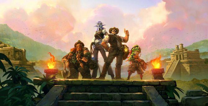 Hearthstone heroes of warcraft gaming