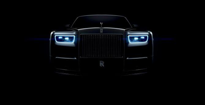 Rolls royce phantom 2018 4k