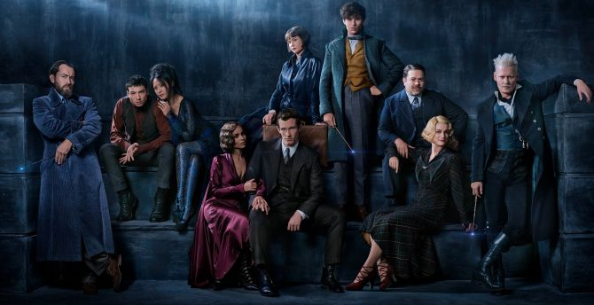 Fantastic beasts the crimes of grindelwald movie cast