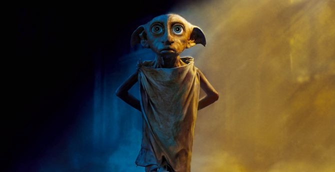 Dobby the house elf harry potter