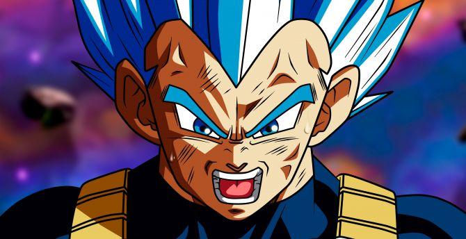 Desktop wallpaper anime boy, dragon ball super, vegeta, hd image, picture, background, c4d70e
