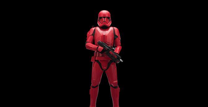 Desktop Wallpaper Star Wars The Rise Of Skywalker Sith