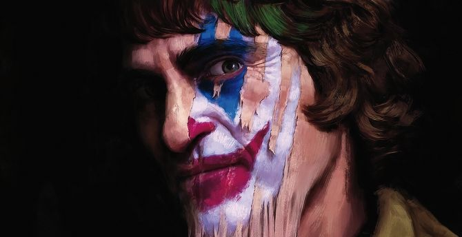 Desktop Wallpaper 2019 Movie Joker Joaquin Phoenix Hd