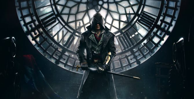 Assassin's Creed Syndicate, video game, hoodies wallpaper
