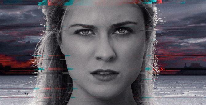 Evan Rachel Wood, Dolores Abernathy, Westworld, Season 2, 2018 wallpaper