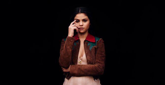 Selena gomez instyle 2017 4k