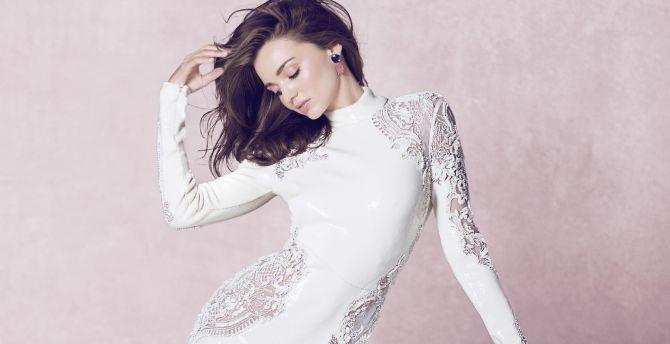 Miranda kerr beautiful model