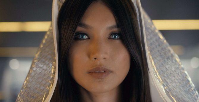 Gemma Chan, Beautiful, Humans, tv show, celebrity, 2018 wallpaper