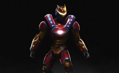 Fortnite video game iron man skin