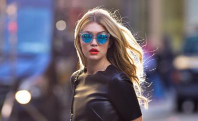 Gigi hadid cosmopolitan 2018 4k