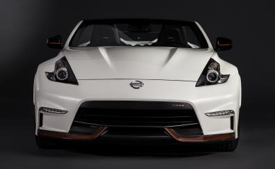Front nissan 370z nismo
